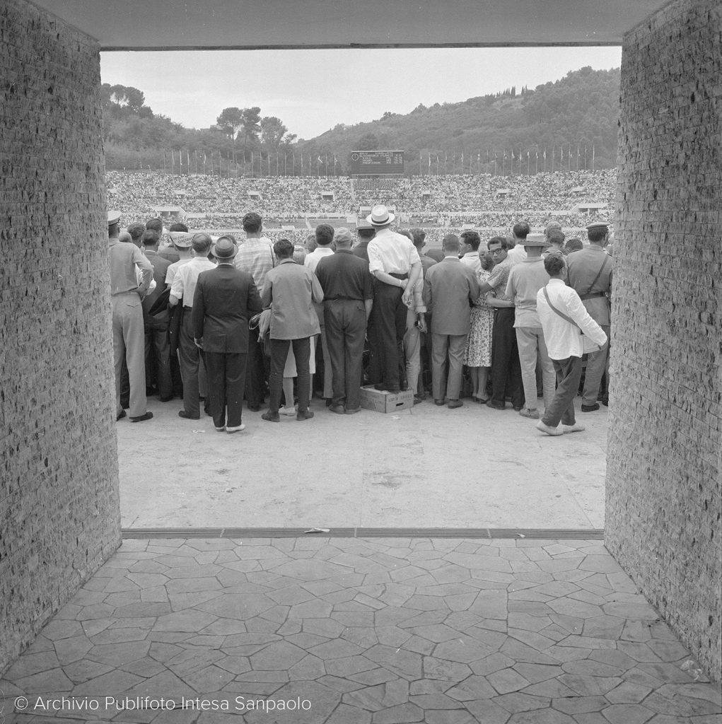 XVII Olimpiade, Roma, 1960 © Archivio Publifoto di Intesa Sanpaolo