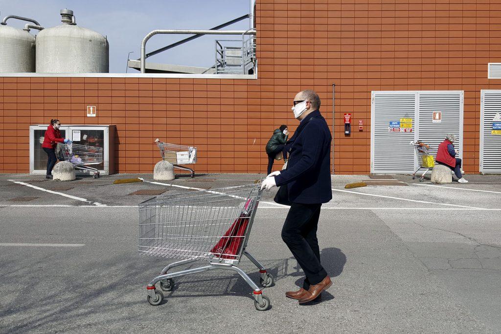"""Matteo Bini, Fondo COVID-19, Archivio Fotografico Lucchese """"A. Fazzi"""""""