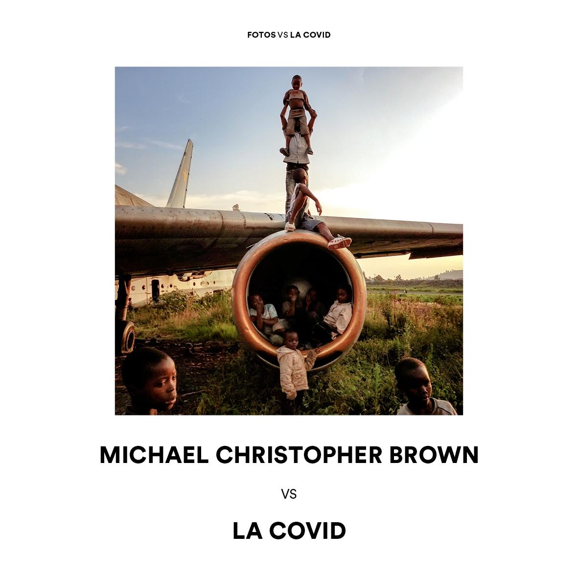 Michael Christopher Brown POST